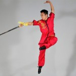 Wushu is now an Olympic recognised sport although it is yet to feature in the Games