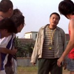 Coach Fung realizes teaching soccer to Team Shaolin is tough work