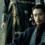Deok gi looks on from his throne