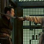 Hong yi puts her foot down