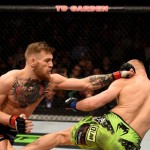McGregor vs Siver taking it to the mat
