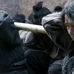 Taken prisoner by the nomads