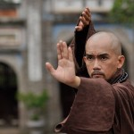 The Monk Su Phu teaches Nguyen Vu martial arts