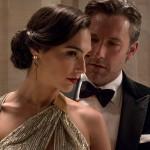 Bruce Wayne is drawn to Diana Prince