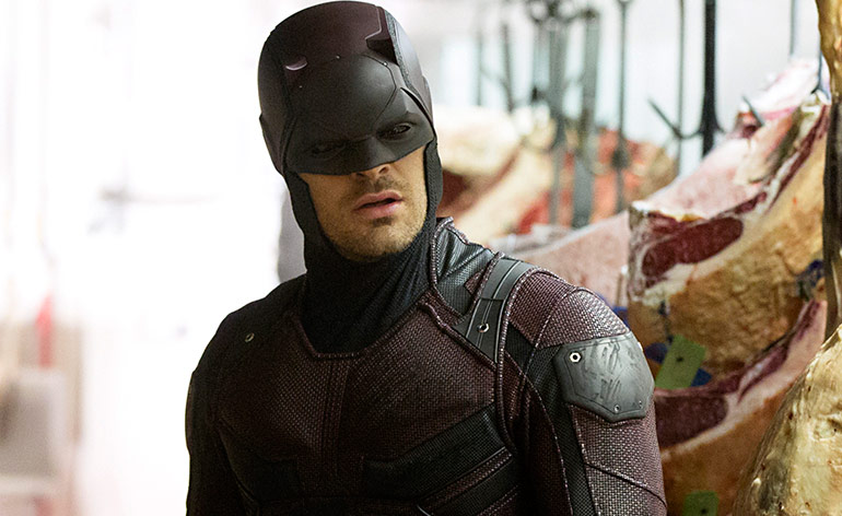 Daredevil series 2 Kung Fu Kingdom