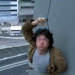 It wouldnt be a Police Story film without a death defying stunt