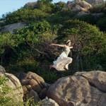 Linh Lan wire walks into danger