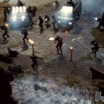 Mayhem as shuriken fu rains down on SWAT team