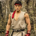 Ryu trains in the Canadian wilderness