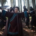 Shu Lien fends off her attackers