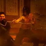 Takeshi gets all choked up over Raizo