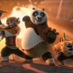 The Dragon Warrior and the Furious Five
