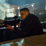 The Punisher takes aim