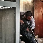 Umar gears up for an action scene in Close Range