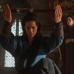 Wei Fang retrieves the Green Destiny