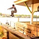 Alex takes a leap of faith