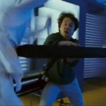 Classic Jackie Chan fight action