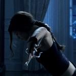 Elektra displays her mastery of the sai