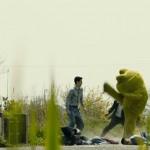 Everybodys frog fu fighting