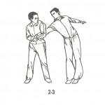 Handshake and circle capture 1