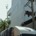 Hong Kong style stunts