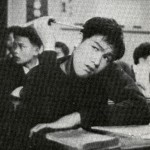 In his first starring role at age 17 The Orphan a 1958 film about juvenile delinquents in Hong Kong