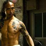 Mad Dog Yayan shows off his body art