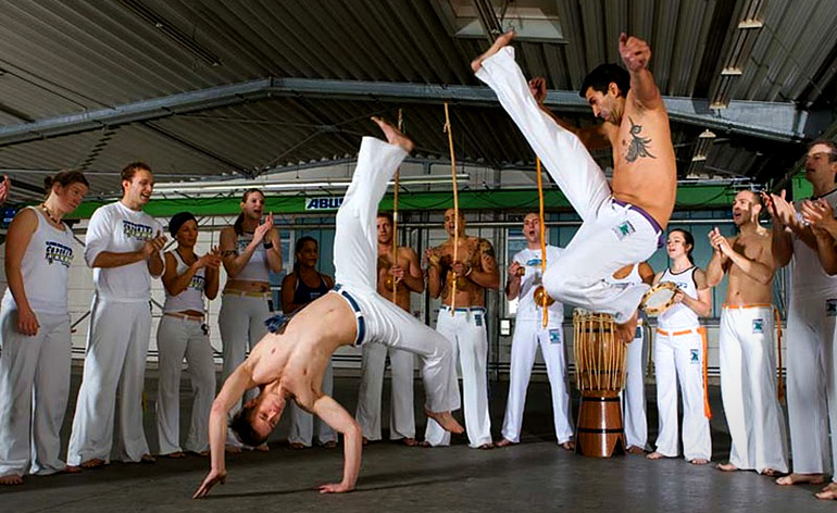 Martial Art of the Month Capoeira Kung Fu Kingdom 770x472 new