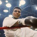 Muhammad Ali in his ring day prime