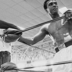 Muhammad Ali in the ring
