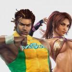 Tekken characters Eddy Gordo and Christie Montiero both practice Capoeira