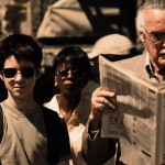The legendary Stan Lee drops by for a cameo
