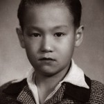 Young Bruce Lee in Hong Kong