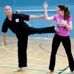 Bill Superfoot Wallace seminar Kung Fu Kingdom 770x472