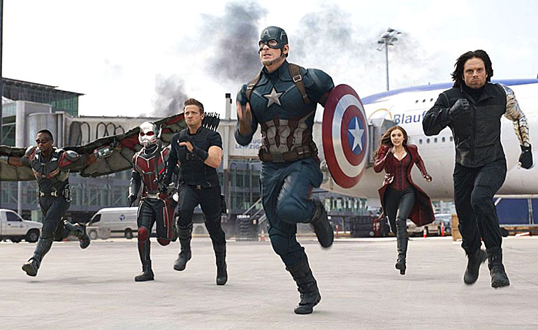 Captain America Civil War Kung Fu Kingdom 770x472