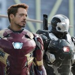 Iron Man and War Machine always stick together