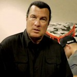 Support from Steven Seagal