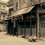 Turn of the century Hong Kong is faithfully reproduced