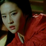 Yifei Liu as assassin in waiting Lingju