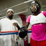 Behind every great fighter is a great trainer