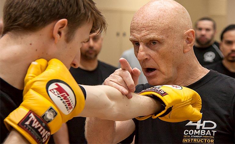 Bob Breen 4D Combat Seminar Kung Fu Kingdom 770x472