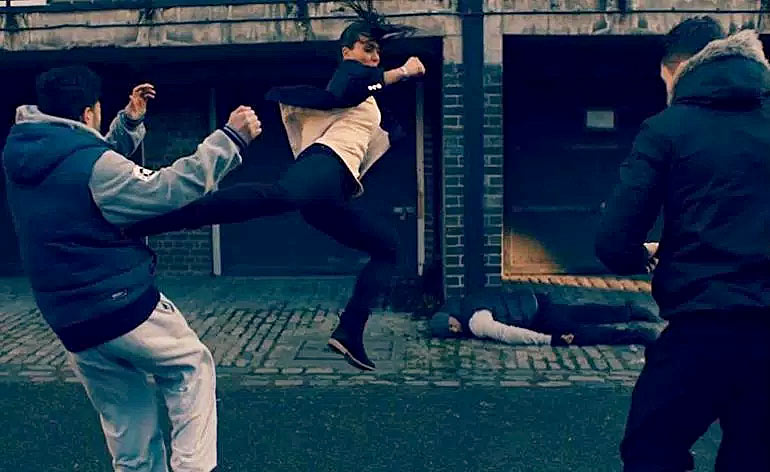 Kung Fu Darling released on YouTube - Kung-Fu Kingdom