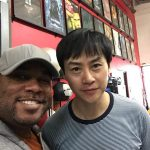 Larnell meets the Man of Tai Chi Tiger Chen