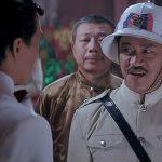 Richard Ng plays the bumbling Chief Inspector Ho
