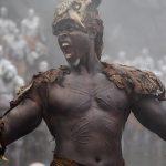 Chief Mbonga Djimon Hounsou unleashes