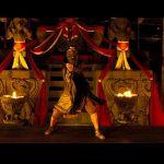 Martial dance
