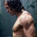 Tarzan in his element