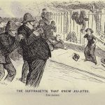 The Rise of the Jujitsu Suffragettes A