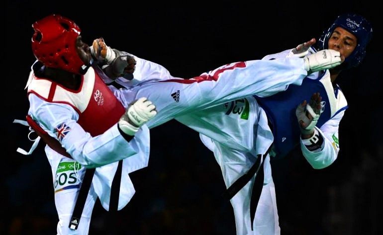 Interviews with Team GB's Olympic Taekwondo athletes Kung Fu Kingdom 770x472