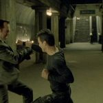 The actors trained so they could perform the fights themselves on camera